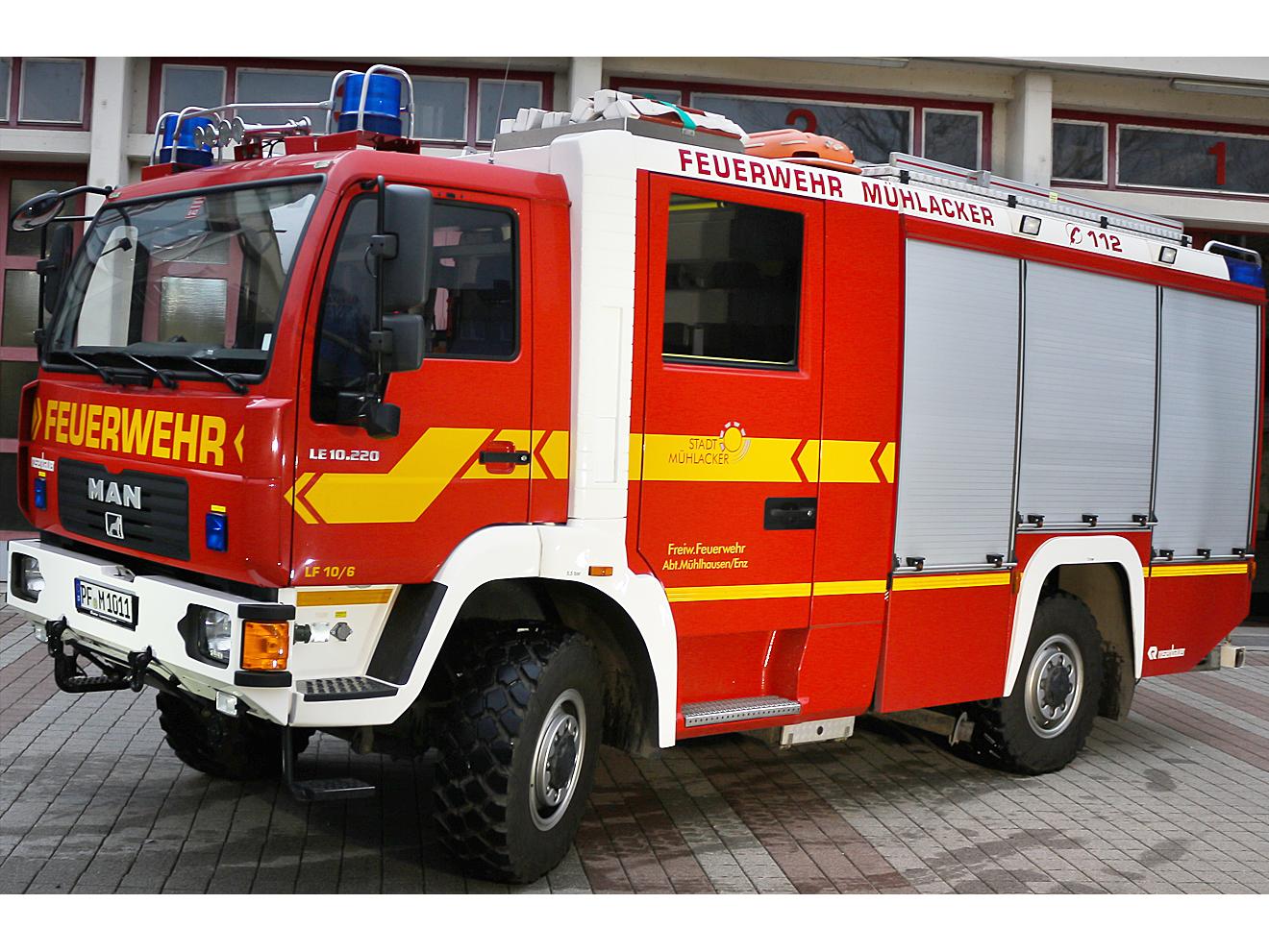 Mühlacker Feuerwehr